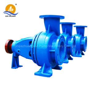 ISO2858 Horizontal Centrifugal Close Coupled End Suction Pump pictures & photos