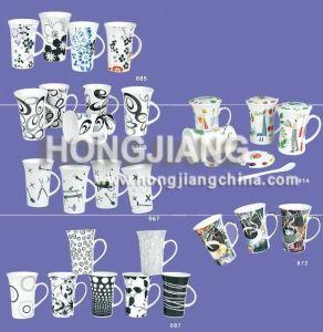 Porcelain Mug (HJ001343018) pictures & photos