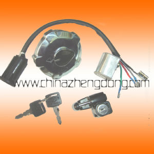 Ignition Switch Set (CG125CDI)