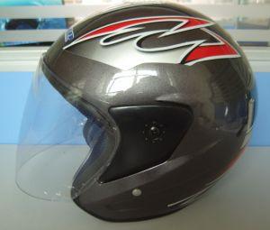 Half Face Motorcycle Helmet (HF-B5)