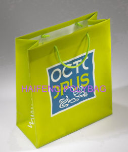 Gift Bag/ Drawstring Polybag / Packing Bag /Plastic Bag pictures & photos