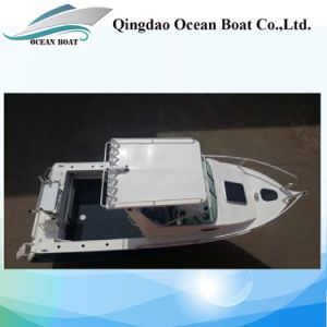 Hot Sale New Design 5.8m Center Console Yacht with Ce pictures & photos