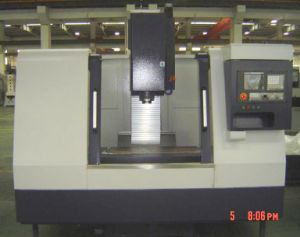 2011 Mini Vertical CNC Machine Tool (ZX-25S)