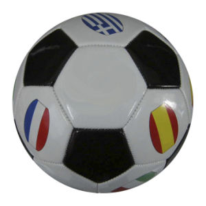 Hot Sell World Cup Flag Soccerball Football pictures & photos
