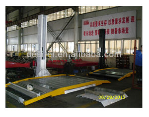Single Post Parking Lift with CE Dspp607