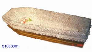 Satin Coffin Lining and Casket Interiors