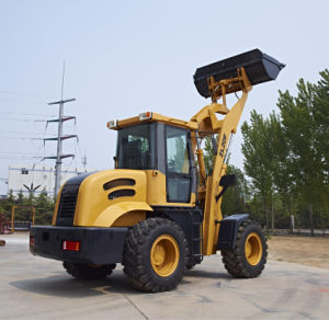 Ce Approved 920 Front Loader with Quick Hitch pictures & photos