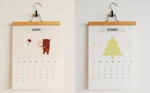 Wall Calendar (GL130)