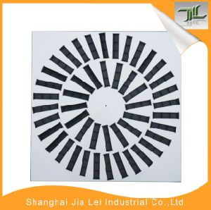 Swirl Ceiling Air Diffuser for Ventilation Use