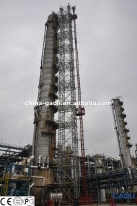 Widely Used Hot Sale Frequency-Alterable Building \ Construction Hoist pictures & photos