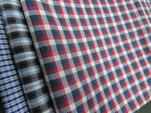 Cotton Yarn Dyed Dobby Checks for Shirt pictures & photos