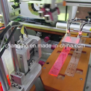 Fully Automatic Ruler Serigrafia Machine with UV System pictures & photos