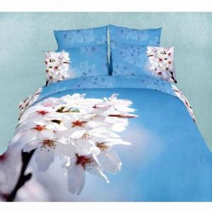 Textile 100% Cotton High Quality Bedding Set for Home pictures & photos