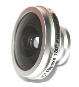 0.20x Magnetic Power Fish Eye 180 Degree for Sony