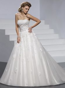Designer Wedding Dresses (DNW1035)
