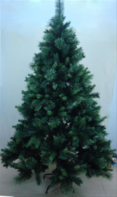 Outdoor 210cm PVC Christmas Tree for Decoration (LSALICE-14)