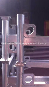 Galvanized Steel Pallet Racking Box for Layher Scaffolding pictures & photos