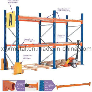Easy to Install and Assemble Warehouse Storage Racking Shelves pictures & photos