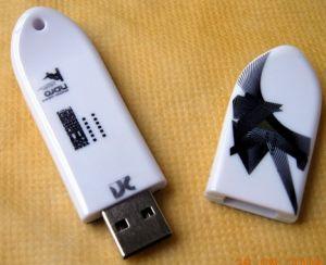 Snow Board USB Memory Drive