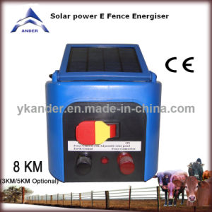 SOLAR POWERED ELECTRIC FENCE | EBAY - ELECTRONICS, CARS
