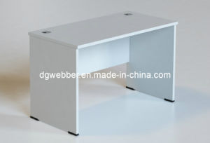 Hot Sale Free Standing Side Return Desk pictures & photos