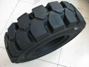 400-8 23x9-10 600-9 700-12 Solid Tires, Pneus Solideal, Llantas