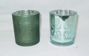 Glass Votive Candle Jar/ Candle Cup/Candle Holder pictures & photos