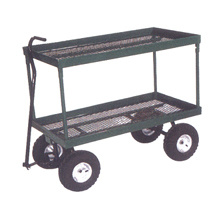 2 shelf tool cart(TC1809) pictures & photos
