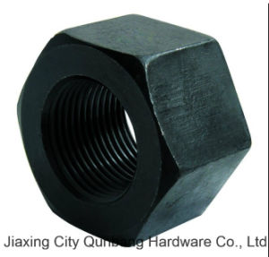 Heavy Hex Nuts (ANSI B18.2.4.6m) pictures & photos