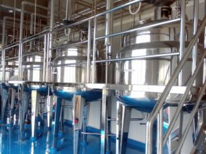 Jinzong Chemical, Pharmacy, Cosmetics, Cosmetic Product Type and New Condition Mixing Tank pictures & photos
