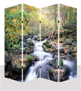 Room Divider--Beautiful Stone-Canvas Painting