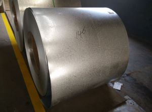 Cold Rolled Galvanized Steel (Hot dipped) Coil for Building Material pictures & photos