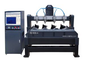 Rd-1650 Woodworking CNC Rotary Engraving Router pictures & photos