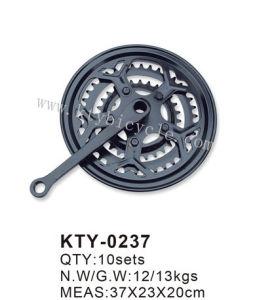 Bike Chain Wheel Crank (KTY-0237)