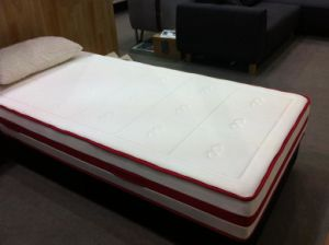 Spring Box Memory Foam Mattress pictures & photos