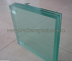 Clear Laminated Glass (BRG003)
