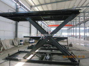Electric Hydraulic Scissor Lift (SJG) pictures & photos