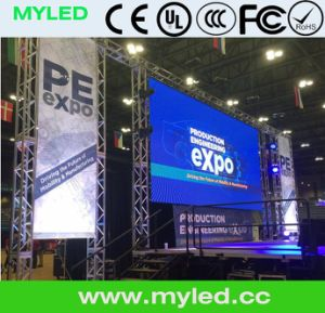 Rental LED Display Diecasting Cabinet 512X512mm, 576X576mm, 640X640mm, 500X500mm pictures & photos