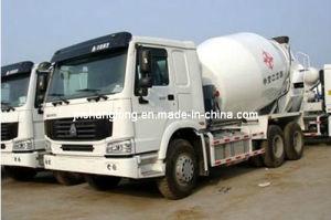 HOWO 6X4 Mixer Truck/ 10 Cubic Meter Mixer Cubage pictures & photos