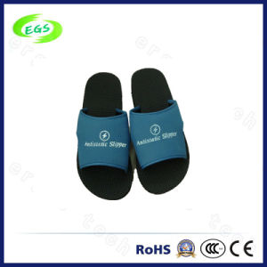 PVC Antistatic Slipper Washable ESD Slipper PVC Foam Slipper pictures & photos