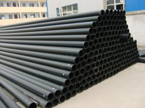 Water HDPE Pipe Used in Dredging Project pictures & photos