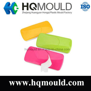 Plastic Tissue Box Injection Mould pictures & photos
