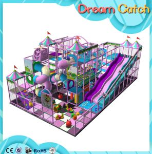 High Quality Indoor Children Entertainment Playground for Sale pictures & photos