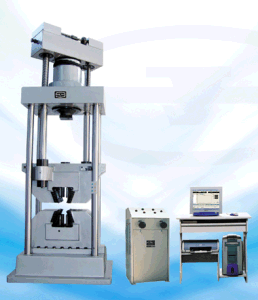 Hydraulic Universal Testing Machine WEW-2000A pictures & photos