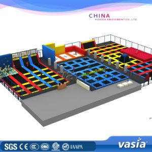 2017 Vasia Indoor Trampoline Park for Commercial Market pictures & photos