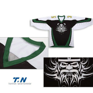 Custom Made Ice Hockey Jerseys Sublimation/Tackle Twill/Embroidered Hockey Custom Hockey Jersey pictures & photos