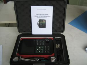 Sud50 Portable Digital Ultrasonic Flaw Detector pictures & photos