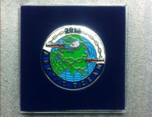 2013 Custom Challenge Coins Enamel Coin Coin Holder Souvenir Coins