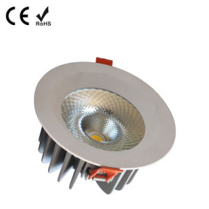 9W High Power Recessed LED SMD COB Downlight for Project and Commercial Lighting pictures & photos