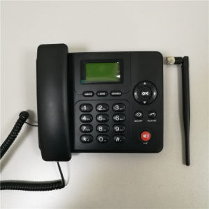 3G Fwp SIM Card Home Wireless Telephone with FM Radio pictures & photos